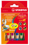 Stabilo woody 3in1 6er-Etui