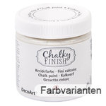 Chalky Finish Kreidefarbe 118ml