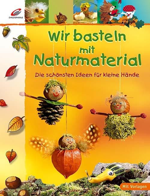 Buch - Wir basteln mit Naturmaterial - Bastel-Creativshop ...