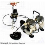 Airbrush-Kompressor SATURN 40
