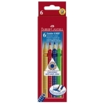 Jumbo Grip Farbstift 6er Kartonetui