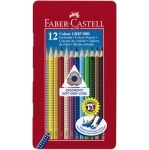 Colour Grip 2001 Farbstift 12er Metalletui