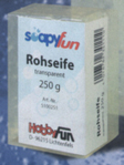 Rohseife transparent 500g