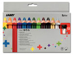 LAMY Farbstift 3plus 12er-Set