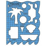 Fiskars Shape-Cutter Schablone Vacation